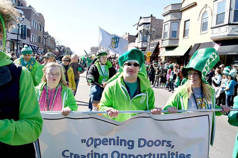 March with us at the 2015 Forest Park St. Patrick's Parade!