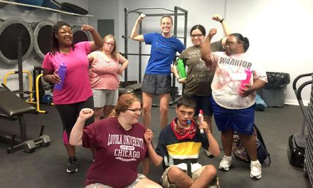 Workout Warriors: Spring Session 1 Registration Request