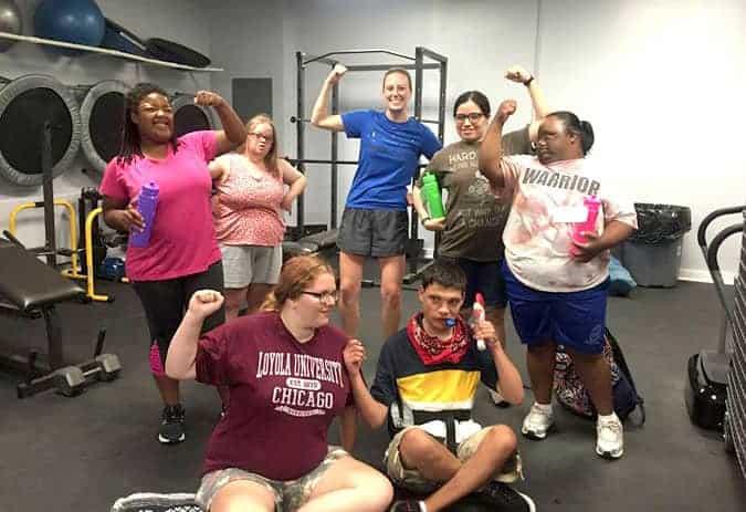 Workout Warriors: Spring Session 1 Registration Request