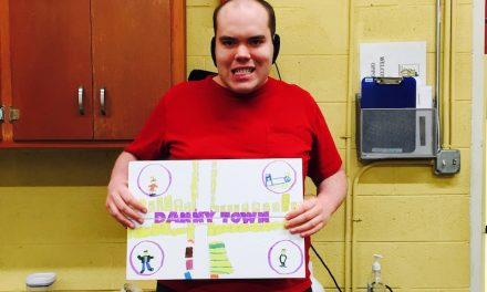 """Life Shop: Danny's Peer-Led Planning """"Danny Town Board Game"""""""