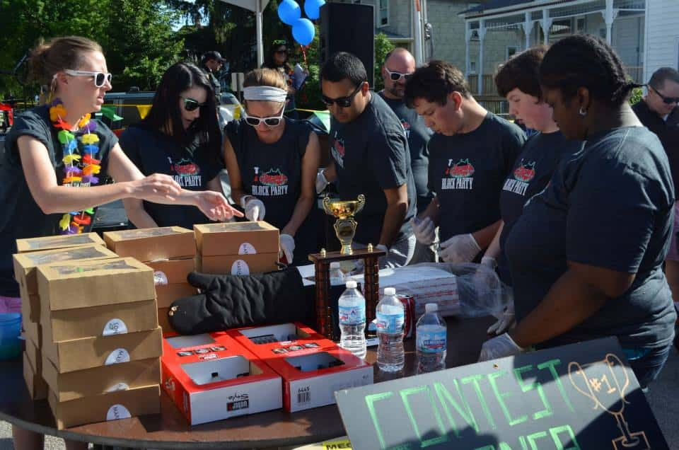The 2014 BBQ Block Party