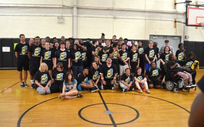 The 2015 Shumparound Basketball Camp