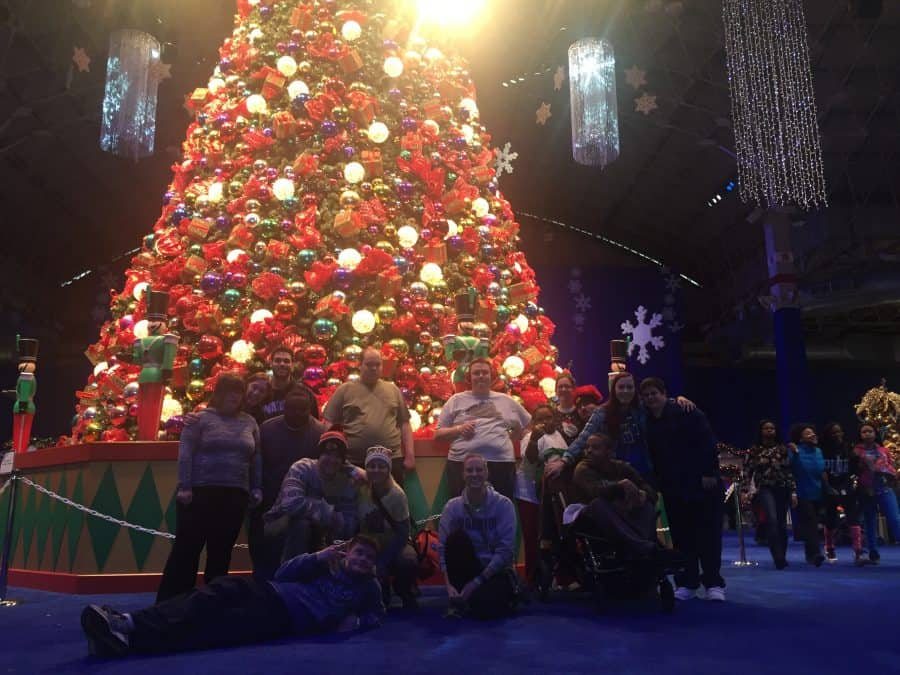 Life Shop Ends 2015 at Navy Pier's Winter Wonderfest