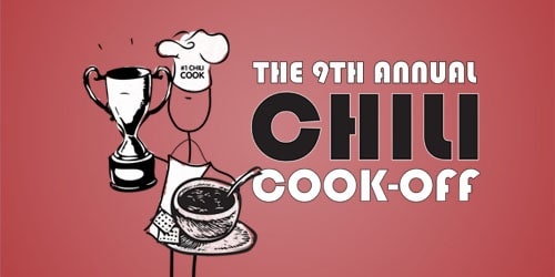 The 9th Annual OK Chili Cook Off
