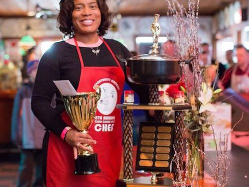 The 10th Annual OK Chili Cook Off