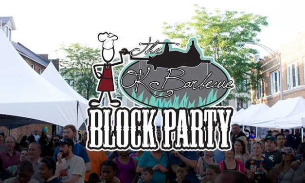 The 8th Annual OK BBQ Block Party