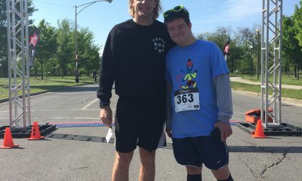 MEET THE OK RUNNERS: MIKE CARMODY