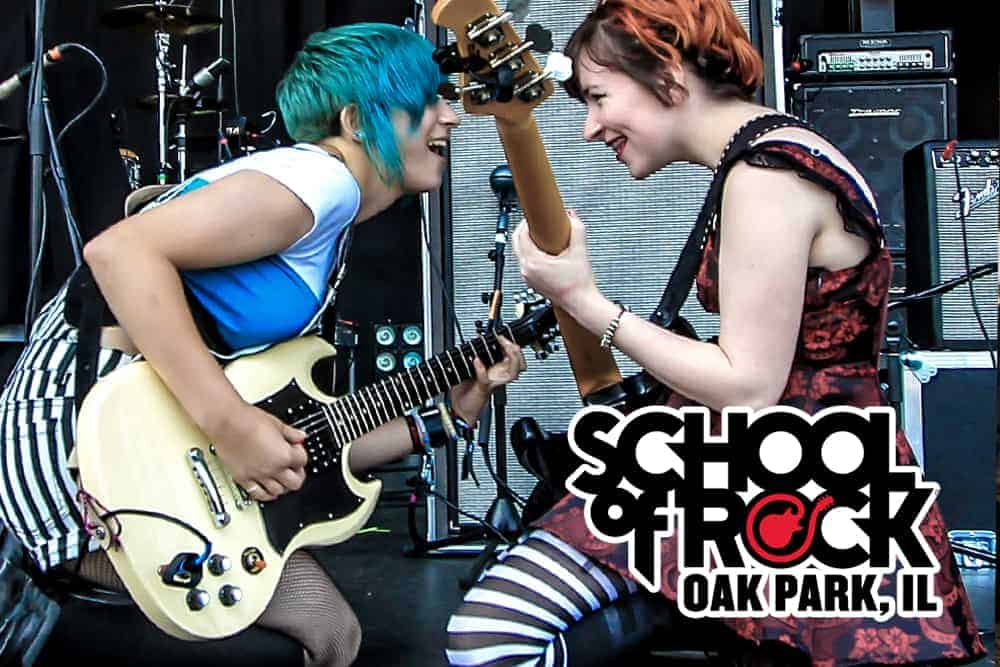 School of Rock OP