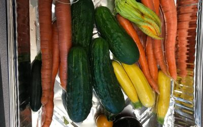 Veggies from The OK Farm