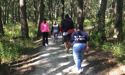 Madeleine's Nature & Hiking Program at Life Shop