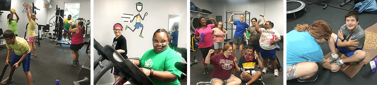 WORKOUT WARRIORS: FALL SESSION 1 REGISTRATION REQUEST