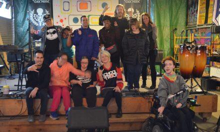 Life Shop Visits School of Rock