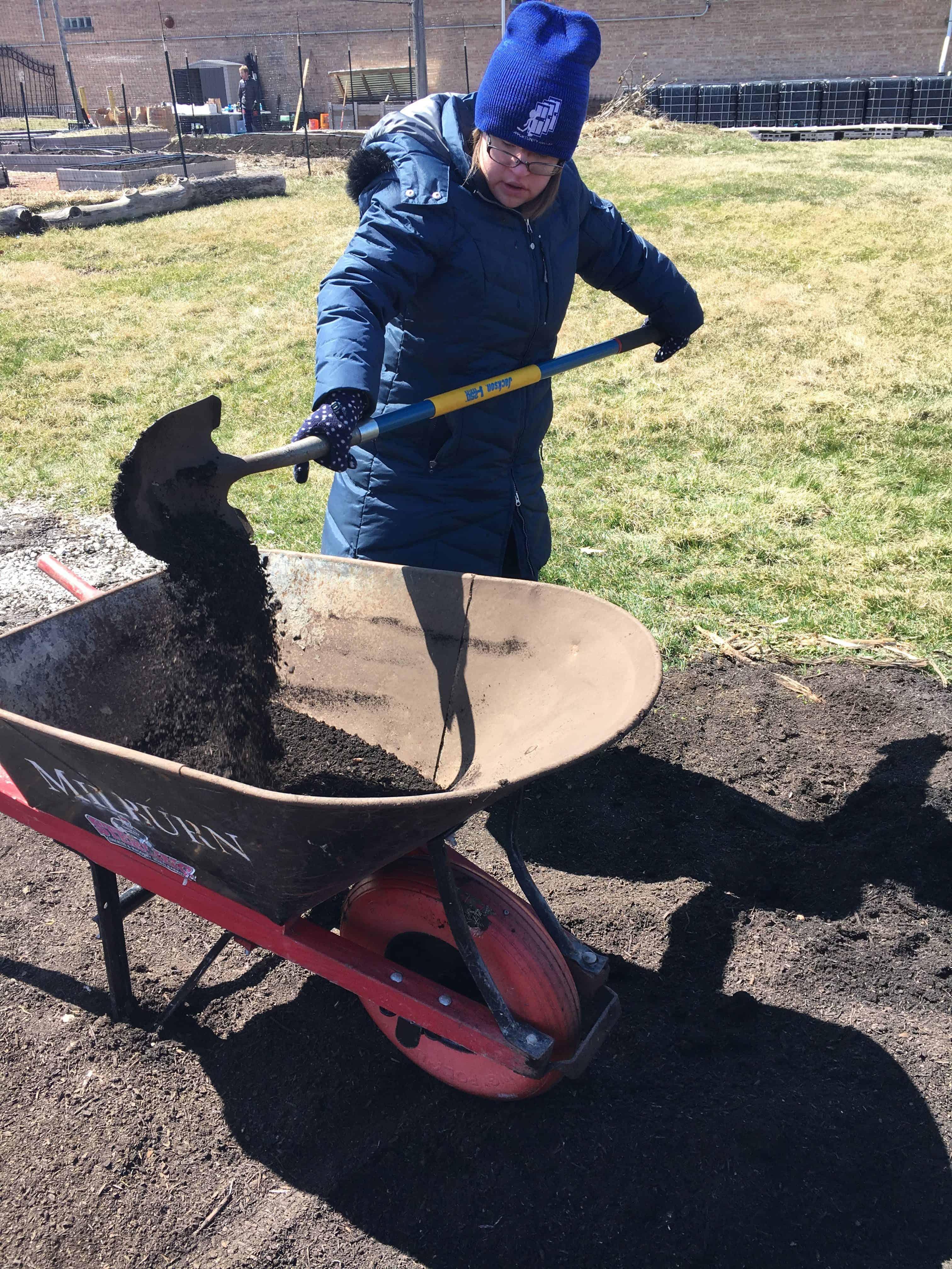 4-7-18; Farm Day; Claire